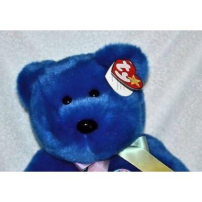 Ty Beanie Buddies Clubby Bear 14