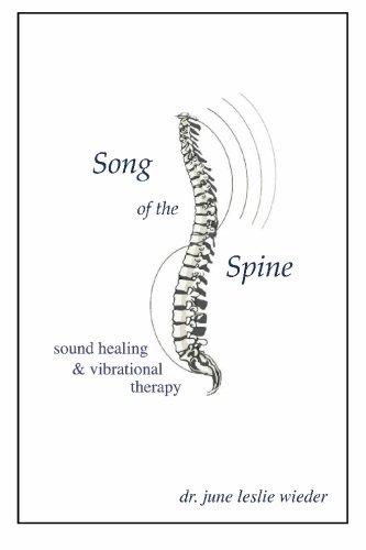 Song Of The Spine [Dr. June Leslie Wieder] (Tapa Blanda)