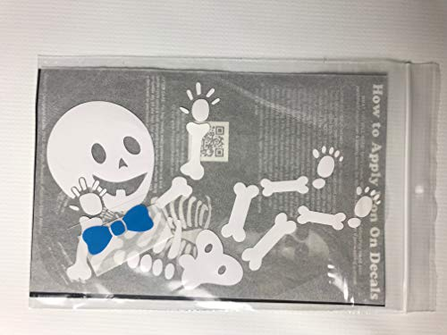 Baby BOY Skeleton DIY Iron-on