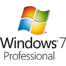 Microsoft Windows 7 Professional Upgrade (x64) 64bit for Systems Running Running Windows XP or Windows Vista: [Student/Teacher License] DVD and Product Key