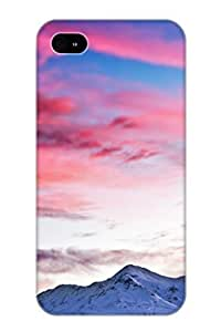 Hot Style Wmfykv-6200-pfjafhe Protective Case Cover For Iphone4/4s(switzerland Sunrise) For Thanksgiving Day's Gift