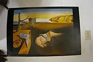 The Persistence of Memory, c.1931 Poster Print by Salvador Dalí, 36x24