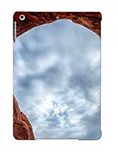 Pretty IYqmcdS1895SsfKq Ipad Air Case Cover/ View From A Cave Series High Quality Case For Thanksgiving Day's Gift