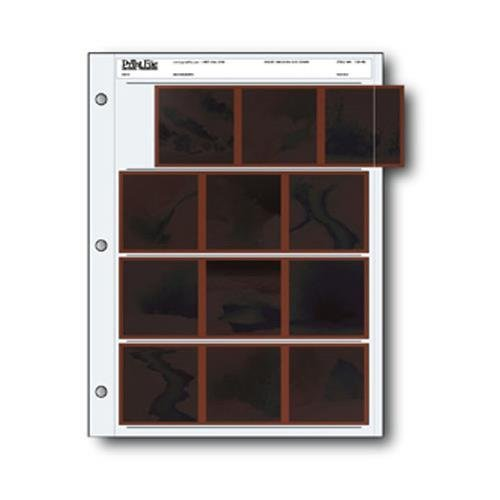 (Print File 120-4B Negative Preservers for 120 Film - 25 Pack)