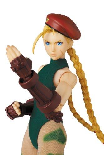 414zHh8%2B DL Medicom Street Fighter IV: Cammy Real Action Hero Figure