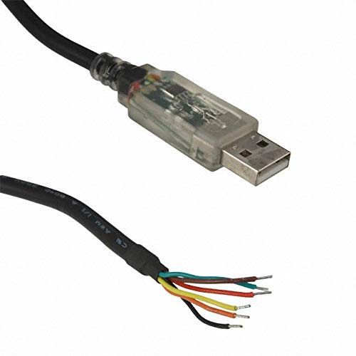 USB-RS485-WE-5000-BT Pack of 1 CABLE USB RS485 WIRE END 5M