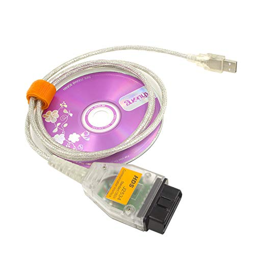 HGC HDS v1.4.4 OBD2 OBDII J2534 CAN Bus Fit Honda Diagnostic Tool USB Cable