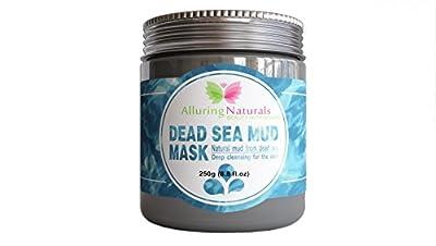 Alluring Naturals Dead Sea Mud Mask, 250g (8.8 fl.oz)
