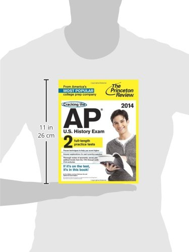 Cracking the AP U.S. History Exam, 2014 Edition (College Test ...