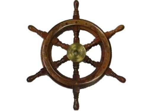 装飾用木製ラット(舵輪) (600mmΦ) B00GYP6SI8 600mmΦ 600mmΦ