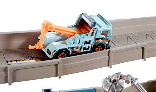 Matchbox Mission 4-Level Garage Playset