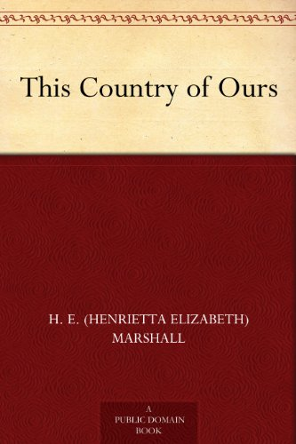this country of ours h e marshall 9781500128210 amazon