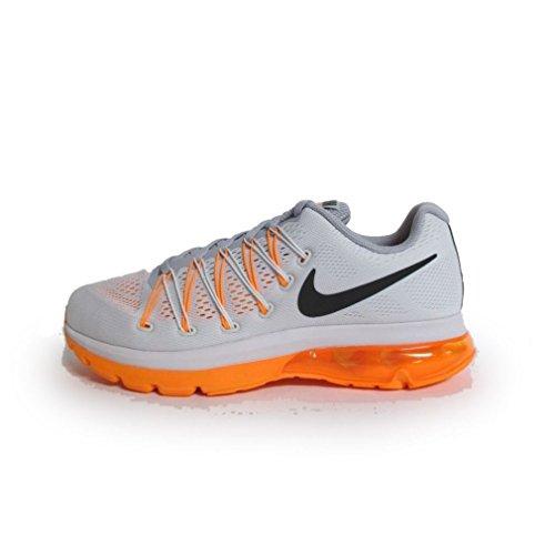 Nike Mens Air Max Excellerate 5 Scarpa Da Corsa Off White / Black-wolf Grey
