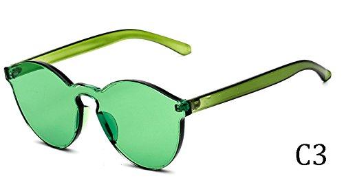 C2 C3 exterior color Sunglasses anteojos gafas mujeres de y sol Multi de TL 9803 9803 calidad mujer de hombres aHqUWgnzw