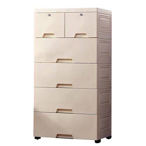 Amazon.com: LYQZ Mesita de noche cajón caja de ...
