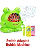 Switch Adapted Bubble Machine | Adaptive Toys | Special Needs Switch Toys | Switch Toys