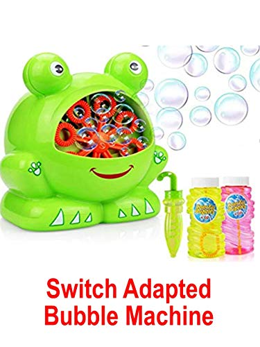 Switch Adapted Bubble Machine | Adaptive Toys | Special Needs Switch Toys | Switch Toys by Generic (Image #3)