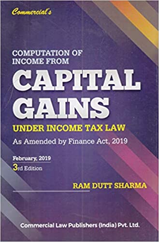 Computation of Income from Capital Gains Under income Tax Law (2019-2020 Session)
