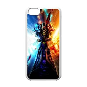 Fashionable Creative World of Warcraft for iPhone 5C QERH00160