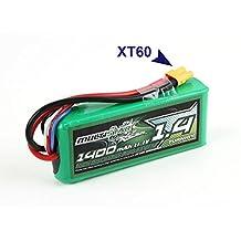 RoboJax Multistar Racer Series 1400mAh 3S 40-80C Lipo battery XT-60 connector