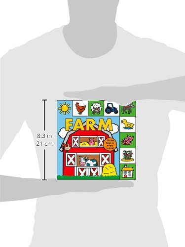 Lift-the-Flap Tab: Farm (Lift-the-Flap Tab Books)