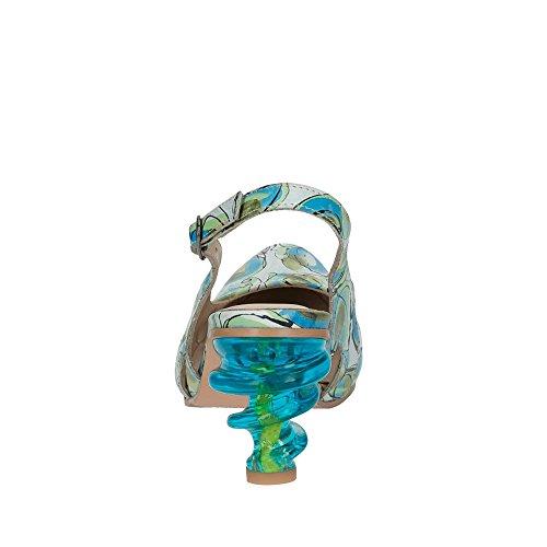 Blau Col kombi Blau Donna Scarpe Tiggers Blu Tacco f1x5wYfCq
