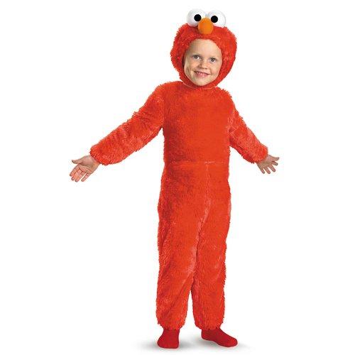 Sesame Street Elmo Comfy Fur Boys Costume,