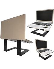 Suporte De Laptop Notebook Stand Preto 13 Ate 17 Polegadas