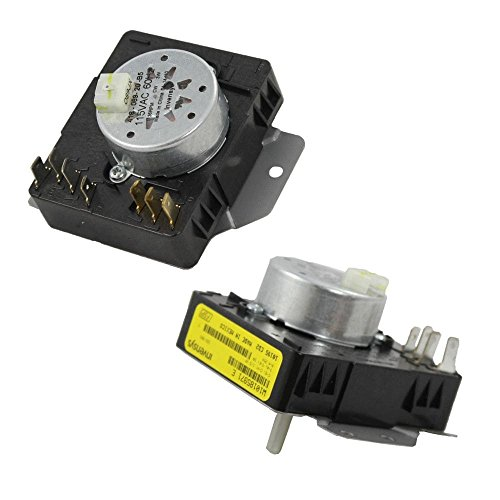 Roper W10185971 Dryer Timer Genuine Original Equipment Manufacturer (OEM) part for Roper, Admiral, Amana, Inglis, & Estate