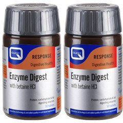 Where to find quest enzyme digest with peppermint oil?