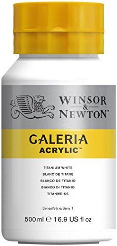 Winsor Newton Galeria Acrylic Titanium