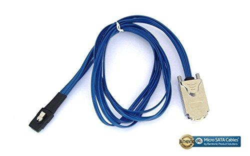 Mini SAS SFF-8470 CX4 Infiniband to Mini SAS 36 Pin SFF-8087-1 Meter