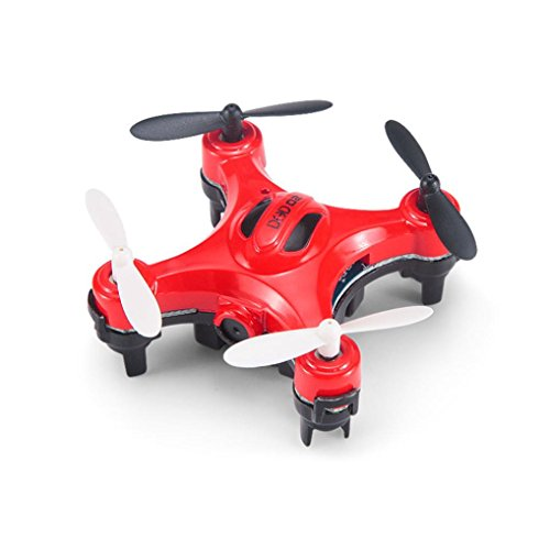 D2 Memory (Determ DHD D2 MINI With 2.0MP HD Camera Headless Mode RC Quadcopter RTF (Red))