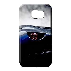 samsung galaxy s6 edge covers Back Hd mobile phone shells Aston martin Luxury car logo super