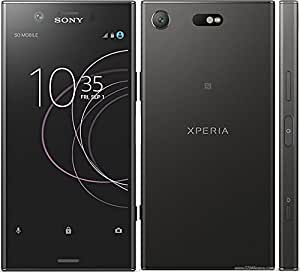 Sony Xperia XZ1 Compact (G8441) 4GB / 32GB 4.6-inches 4G LTE Factory Unlocked - International Stock No Warranty BLACK