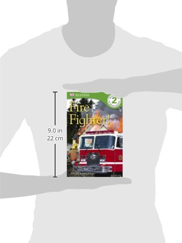 Amazon.com: DK Readers L2: Fire Fighter! (9780756675899): Angela ...