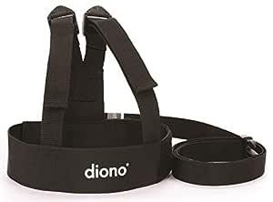 Diono Sure Steps, Safety Harness & Reins, Black