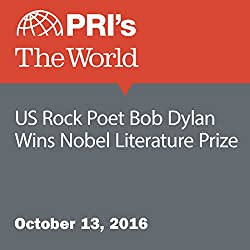 US Rock Poet Bob Dylan Wins Nobel Literature Prize