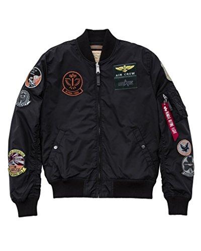 Uomo Alpha Alpha Black Giacca Uomo Uomo Giacca Industries Giacca Industries Alpha Black Industries r0rEPwfq