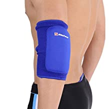 COOLOMG Sporting Wear Workout Weight Lifting Basketball Volleyball Arm Elbow Support Guard Pad