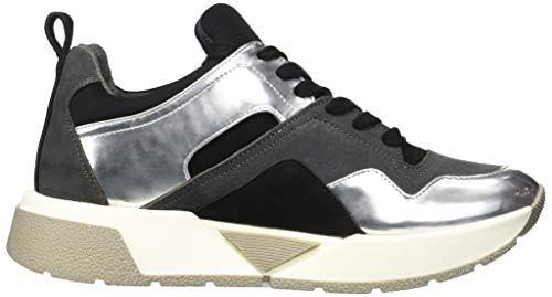 Sneaker Suede Dolce Walter Women's Black Vita qnzRt