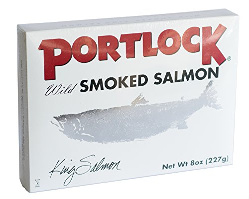 Port Chatham Smoked King Portlock White Box, 8-Ounce Packages ()