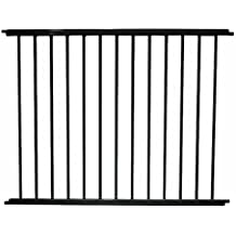 Cardinal Gates Extension for Versa Gate Pet Gate, 40-Inch, Black
