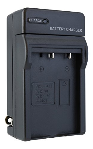 Kodak EasyShare DX7440 Compact Battery Charger - Premium Quality TechFuel Battery Charger (Digital Battery Dx7440 Camera)