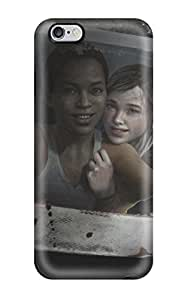 Ultra Slim Fit Hard Jamewart Case Cover Specially Made For Iphone 6 Plus- The Last Of Us Left Behind