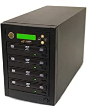 Acumen Disc 1 to 3 Target Discs DVD CD Duplicator Machine with Pioneer 24x Writers Burners Drives (Standalone Audio Video Copy Duplication Device Unit)