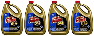 Liquid-Plumr Heavy-duty Clog Remover provides a powerful, fast-acting solution for both fully clogged and slow-running drains. Ready-to-use formula works on a variety of clogs caused by hair, food soils, grease and other materials that slow drains. C...
