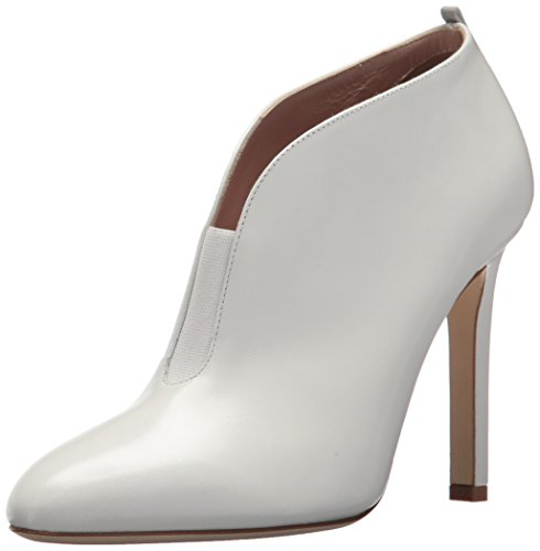 Sarah by Leather Jessica Donna Stivali Trois White Bianco Parker SJP S5wxqHaAq