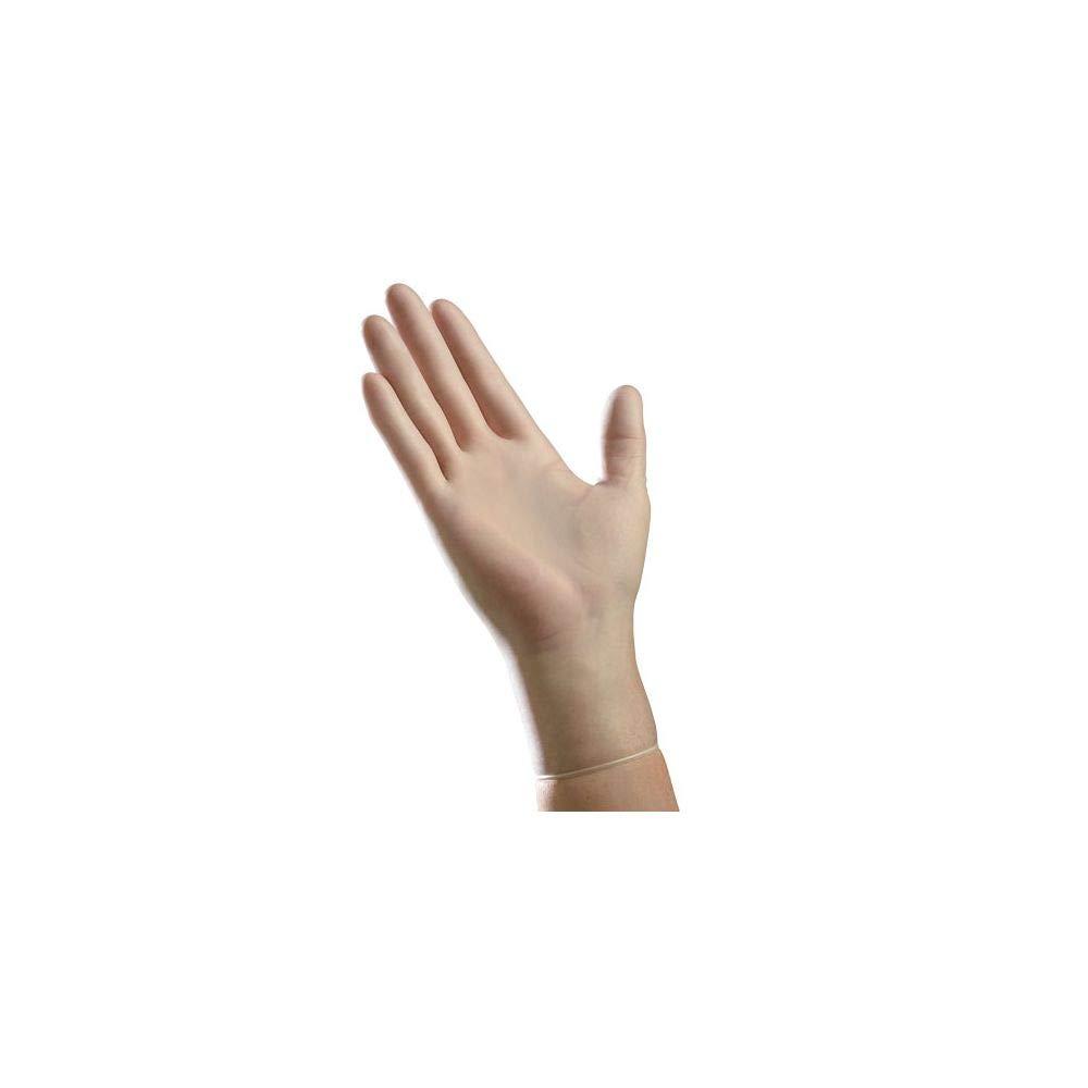 Non Vinyl Nitrile Exam 1000//Cs Latex Disposable Gloves Powder Free Size Small