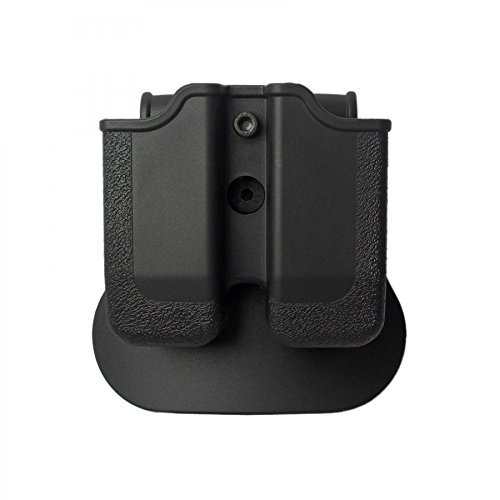 IMI Defense Tactical Double Magazine Mag Pouch CZ WALTHER P88 P99 PPQ M1 M2 COLT